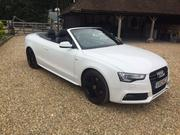 2013 Audi A5 2013 AUDI A5 S LINE SPECIAL EDITION WHITE 2.0 TDI