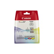 Buy Canon CLI 521 multipack ink cartridge From Storeforlife